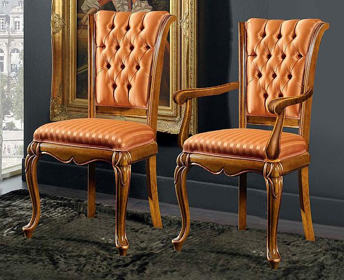 Sedie imbottite antiche design casa creativa e mobili for Sedie antiche rimodernate